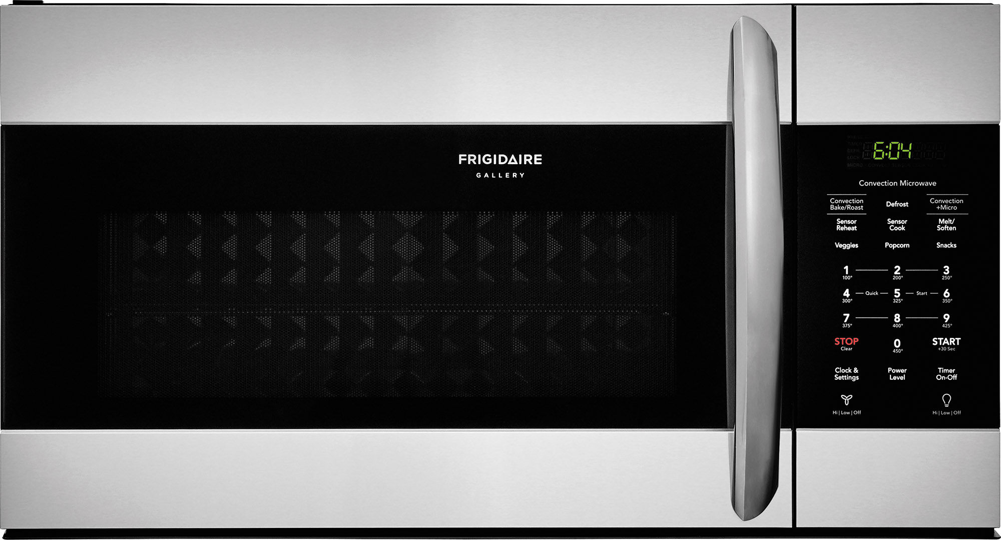 Frigidaire Gallery 1 5 Cu Ft Over The Range Microwave Fgmv155ct