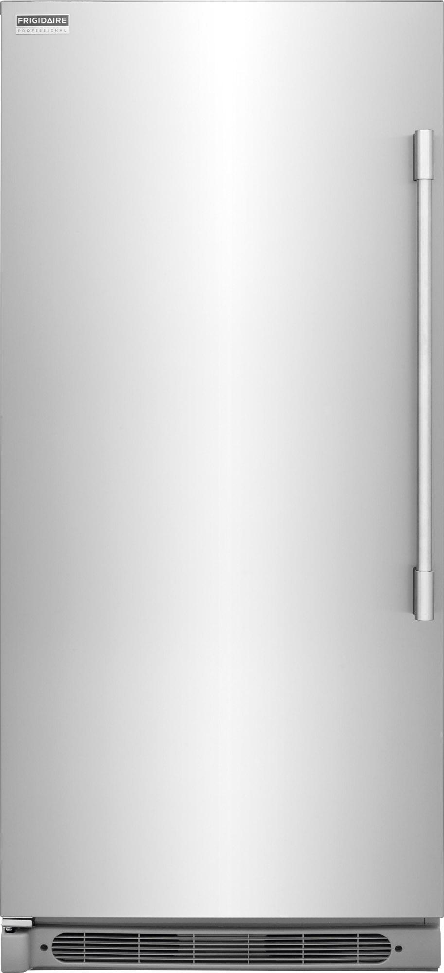 Frigidaire Professional 19 Cu Ft All Freezer Stainless Steel Fpfu19f8rf