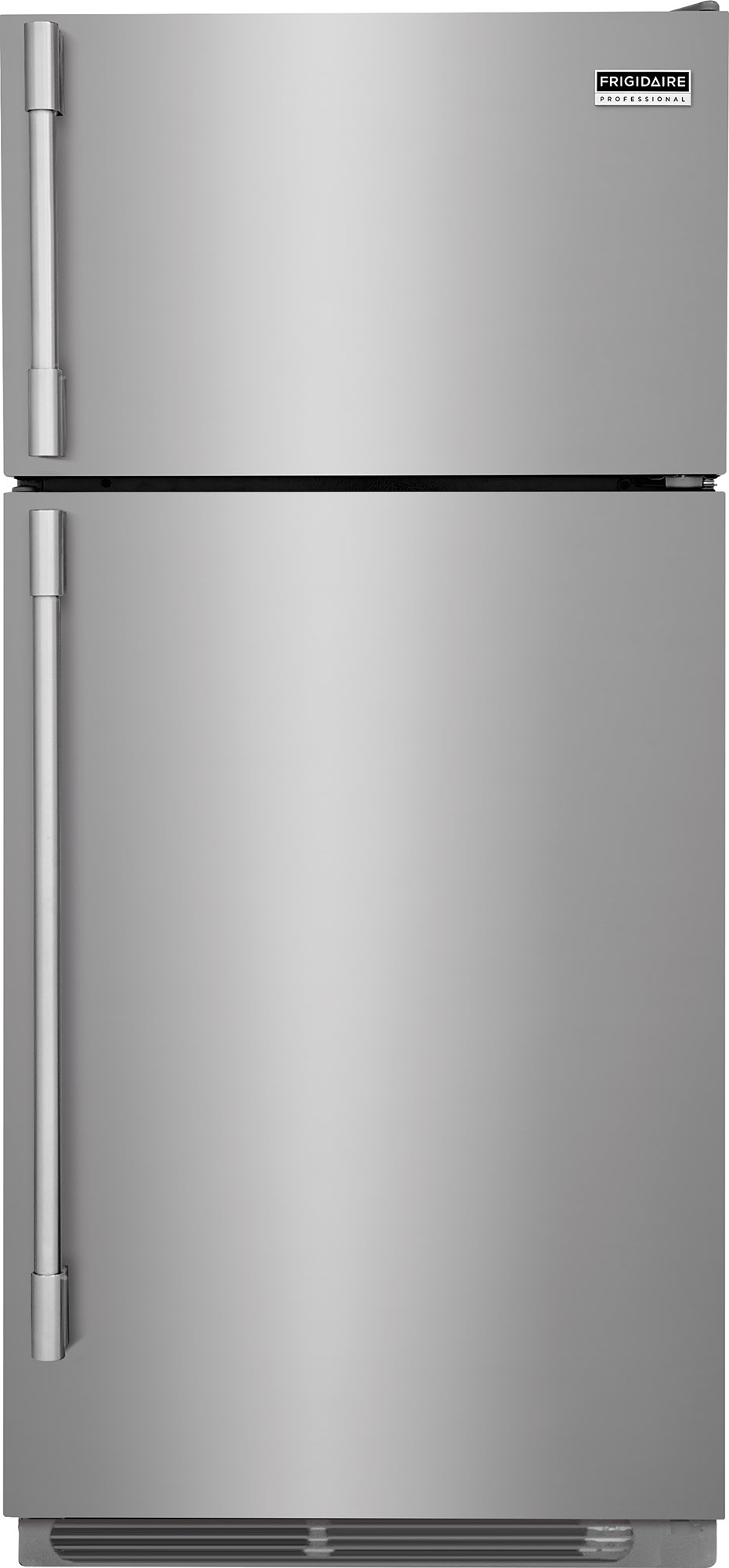 Stainless Steel Fpht1897tf Frigidaire Professional 18 Cu Ft Top Freezer Refrigerator Smudge Proof