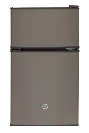 Ft. Double Door Compact Refrigerator Slate GDE03GMKED