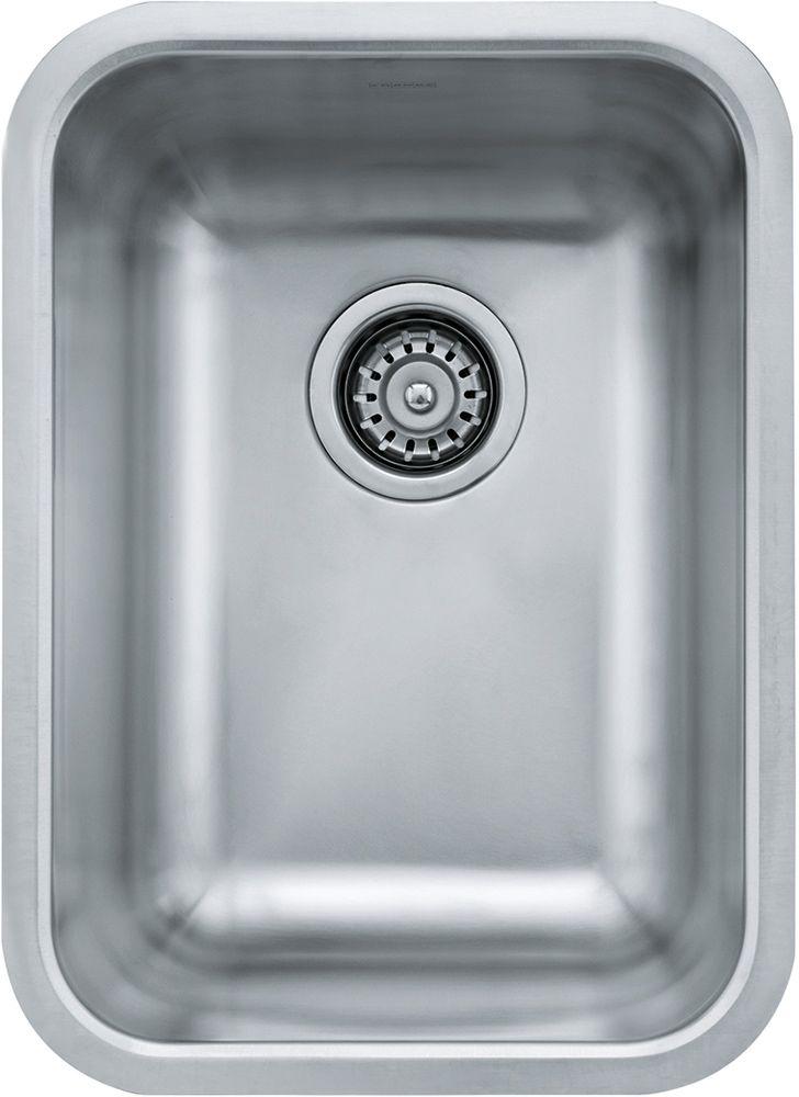 Franke Grande 13 Undermount Kitchen Sink Stainless Steel Gdx11012
