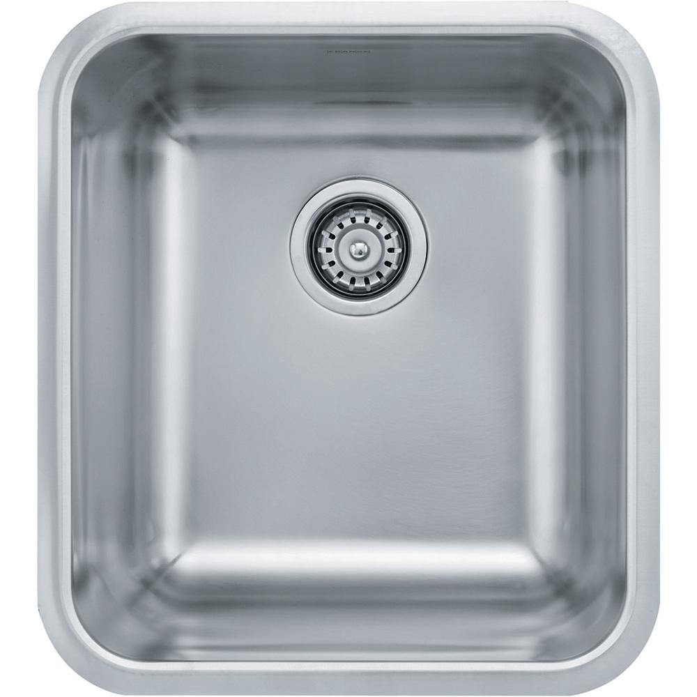 Franke Grande 16 Undermount Kitchen Sink Stainless Steel Gdx11015