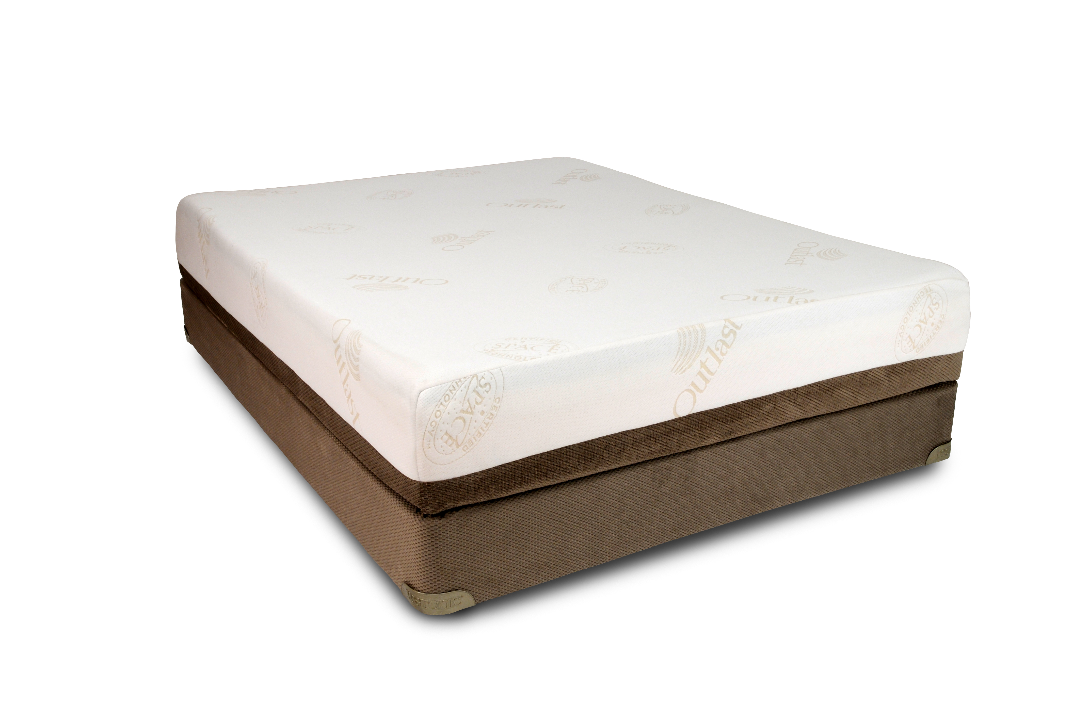 box crystalfrost and protector top queen tight luxury spring with boxspring mattress discounters