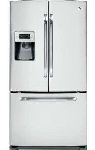 Gfss6pkbss French Door Refrigerator 259 Cu Ft French Door