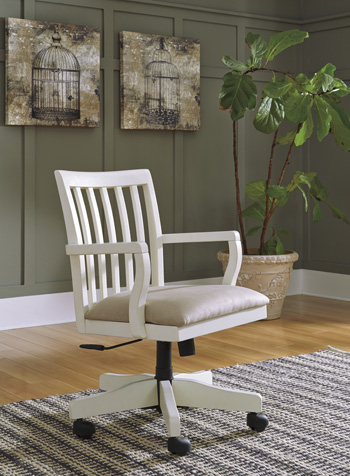 devrik home office desk chair 1. Signature Design By Ashley® Home Office Desk Chair (1/CN)-H583 Devrik 1