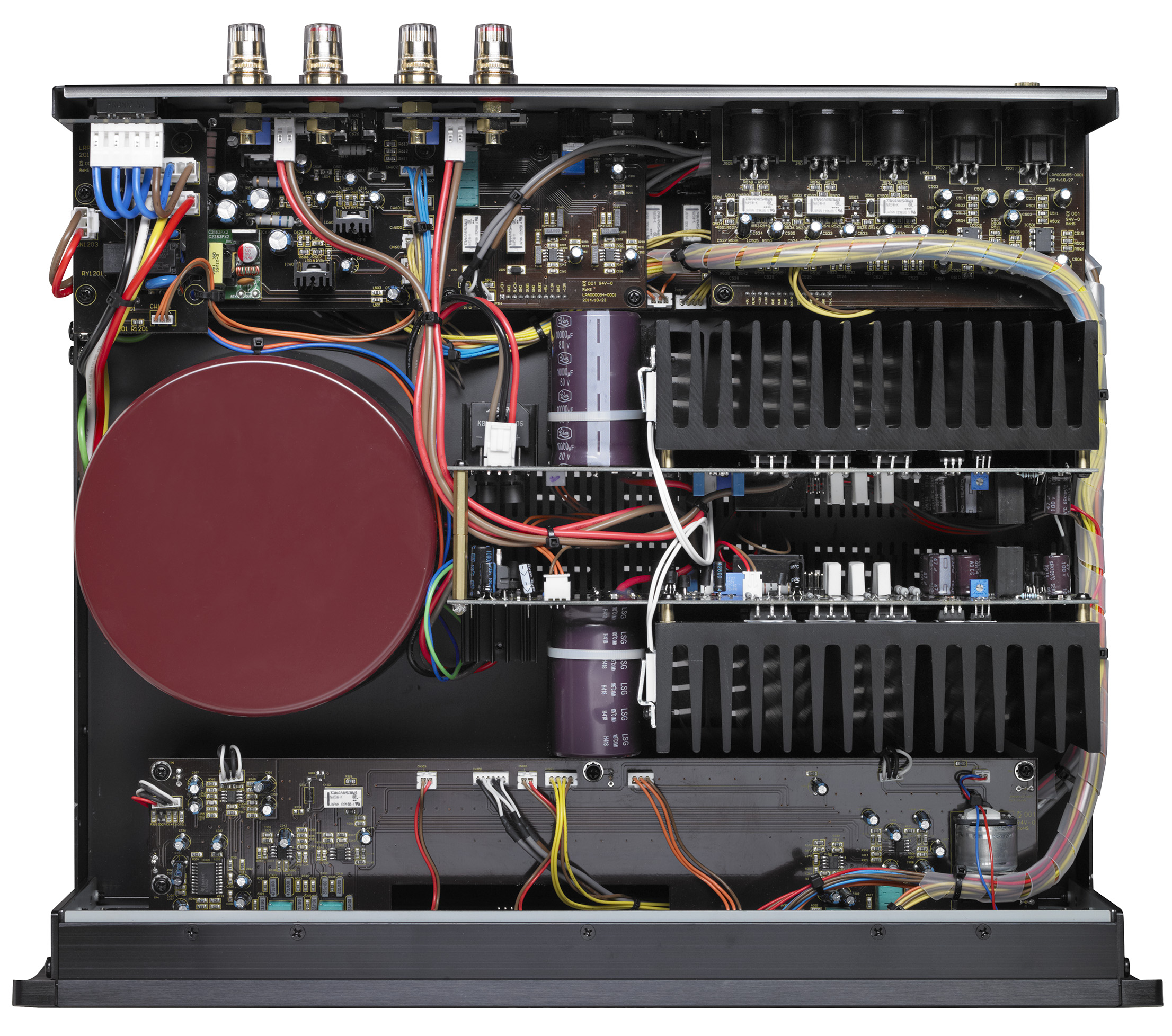 Halo By Parasound 21 Channel Integrated Amplifier 70 Watt Mosfet Audio Schematic Pictures To Pin On Pinterest Black