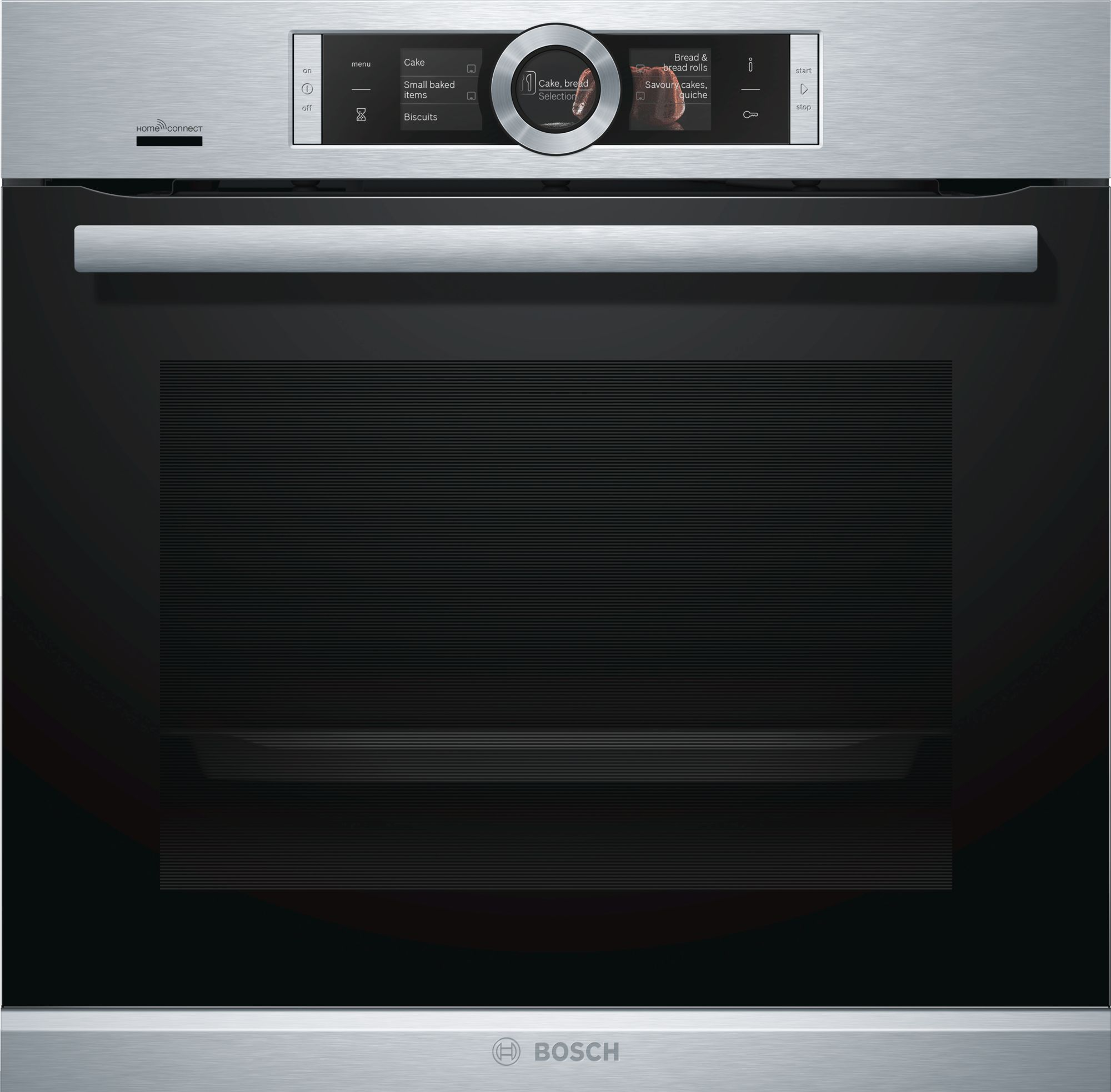 Bosch 500 Series 24 Built In Electric Single Wall Oven Stainless Steel Hbe5452uc