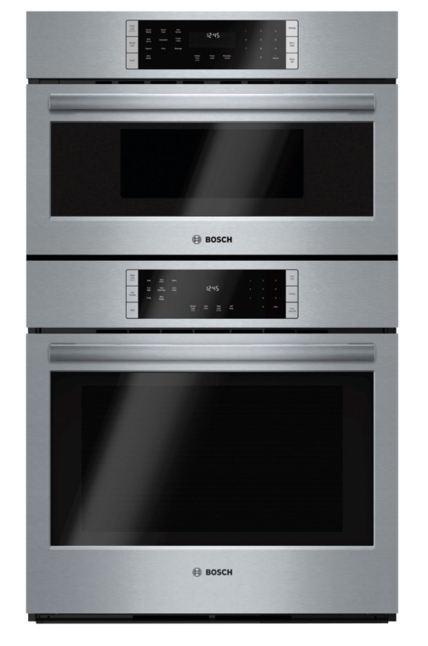 Bosch 800 Series 30 Microwave Combination Oven Stainless Steel Hbl87m52uc
