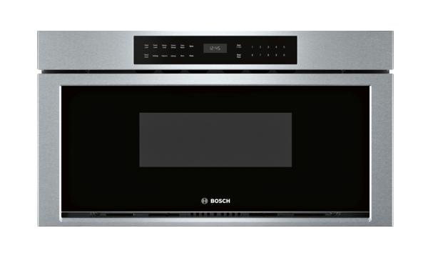 microwave contemporary kitchen bamboo video drawer series bosch with