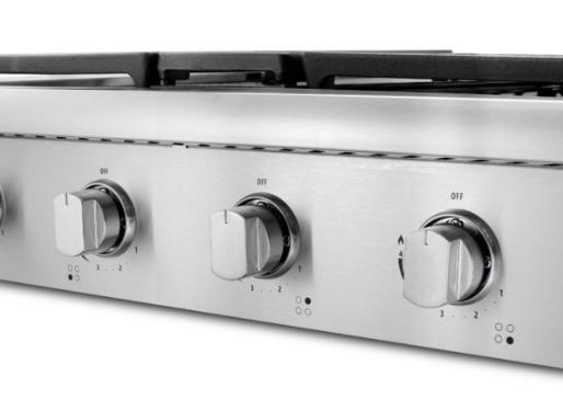 thor kitchen 30 gas rangetop stainless steel hrt3003u - Thor Kitchen