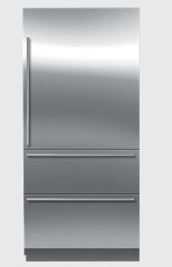 Sub Zero 20 0 Cu Ft Bottom Freezer Refrigerator Stainless Steel It