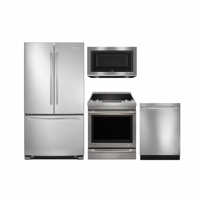 Jenn-Air 4-Piece Stainless Steel Kitchen Package-JAPKGAPR2018