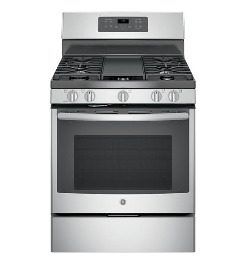 Ge 30 Free Standing Gas Convection Range Stainless Steel Jgb700sejss