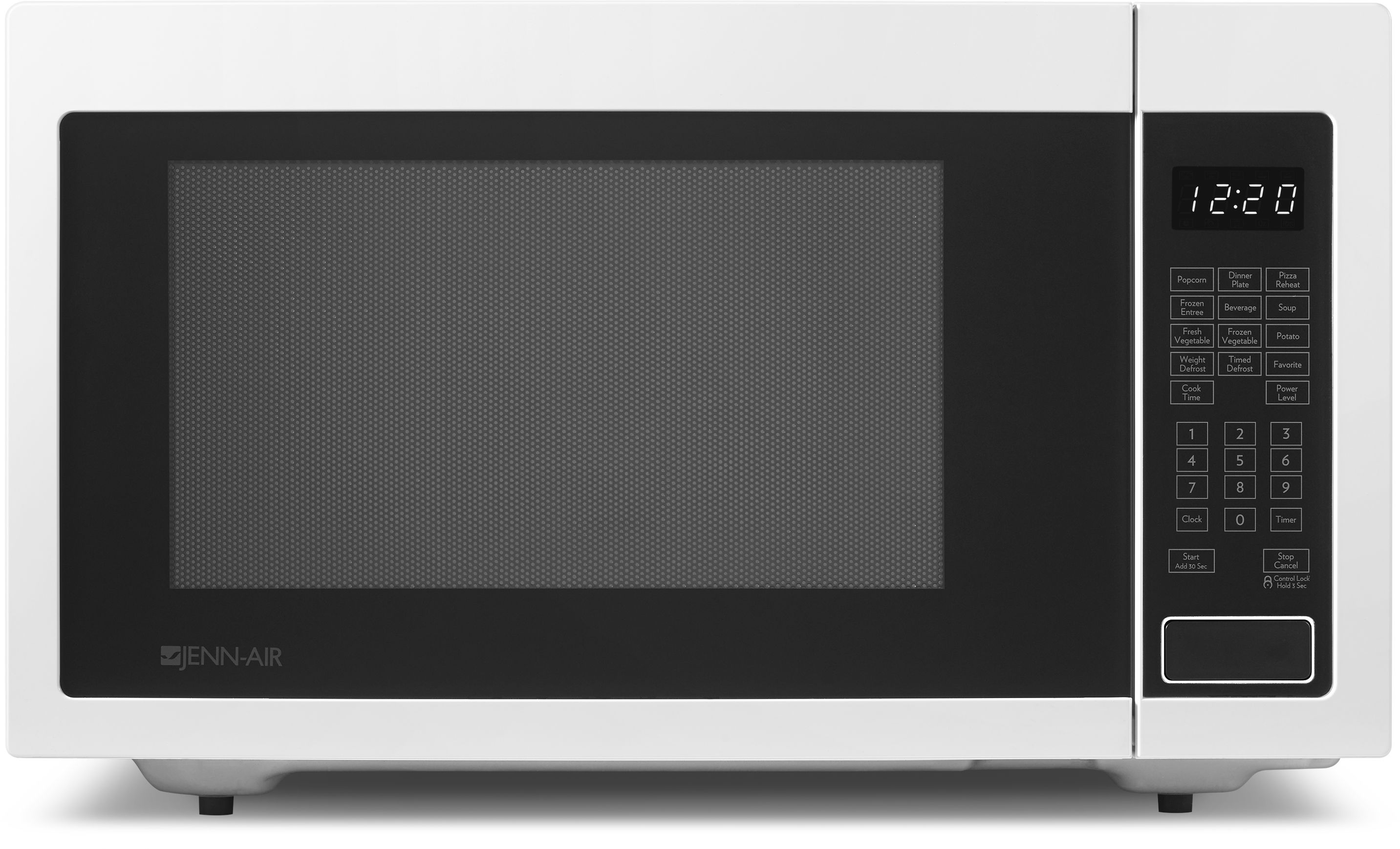 Jenn-Air® Countertop Microwave Oven-White-JMC1116AW | Home ...