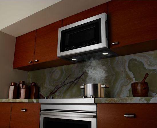 Jenn Air Over The Range Microwave Oven Stainless Steel Jmv9196cs