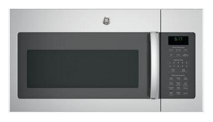 Ge Series Over The Range Sensor Microwave Oven Stainless Steel Jvm6175skss