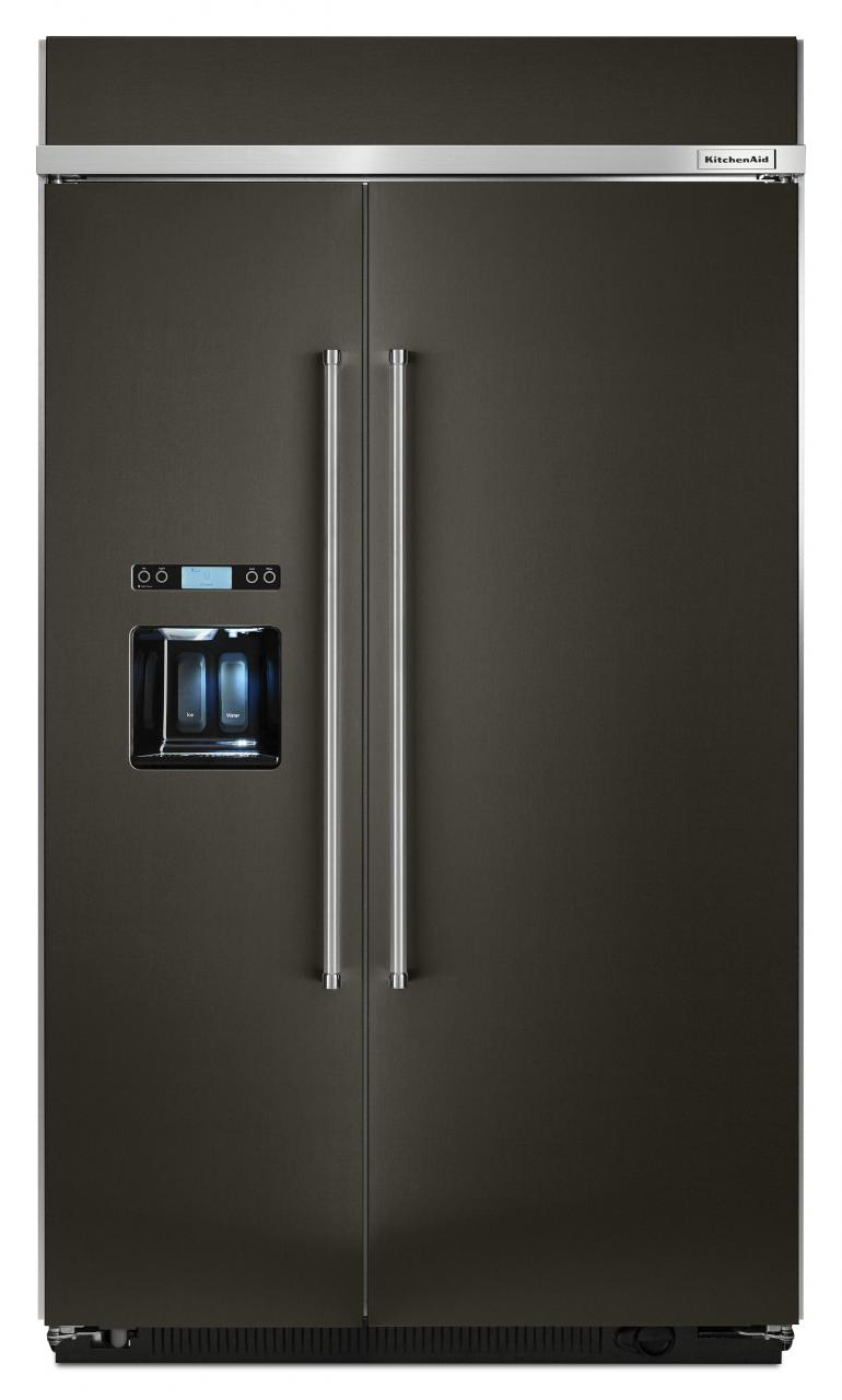Reviews For Kitchenaid 29 5 Cu Ft Built In Side By