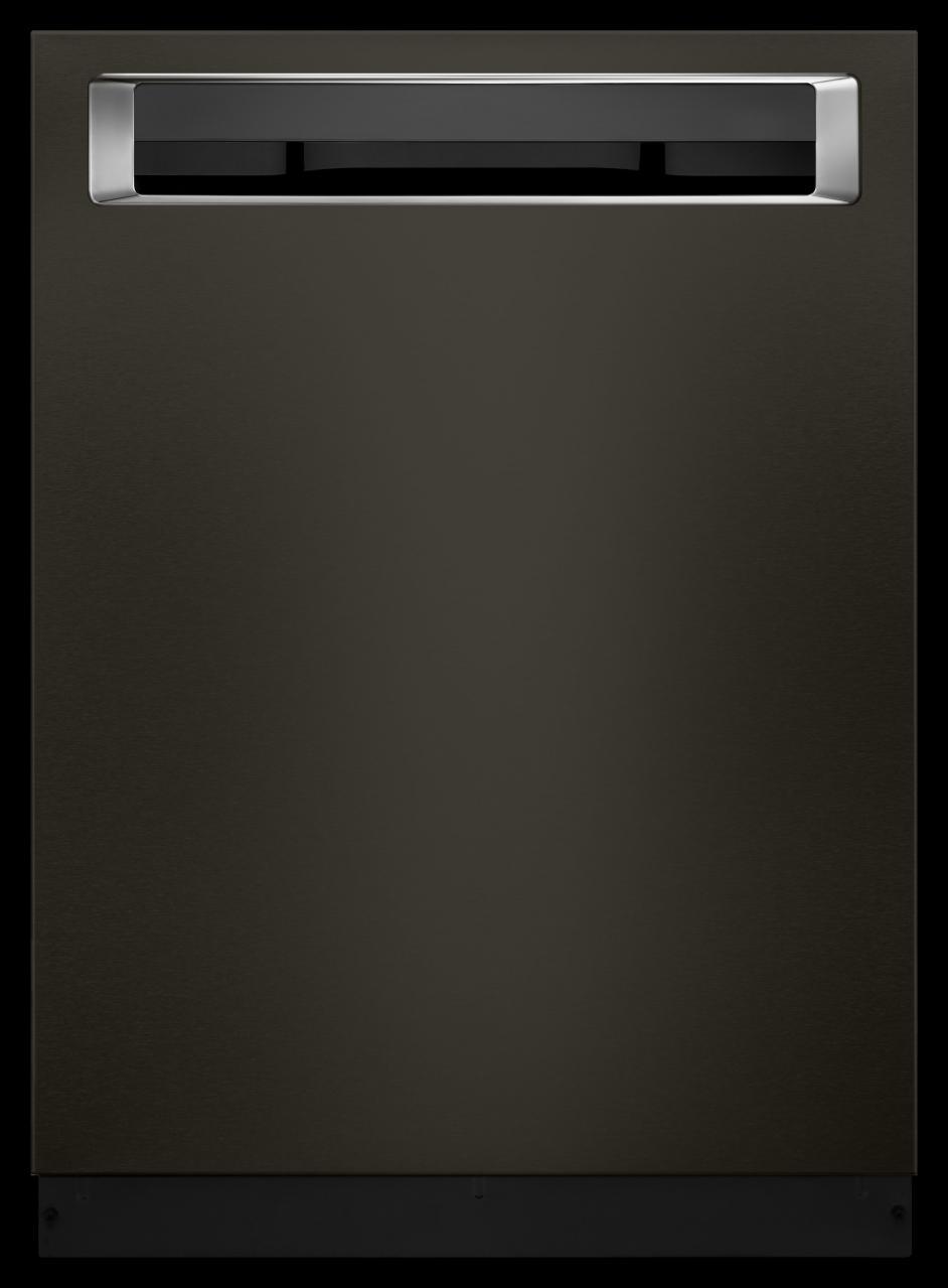 Kitchenaid 24 Built In Dishwasher Black Stainless Steel Kdpe334gbs