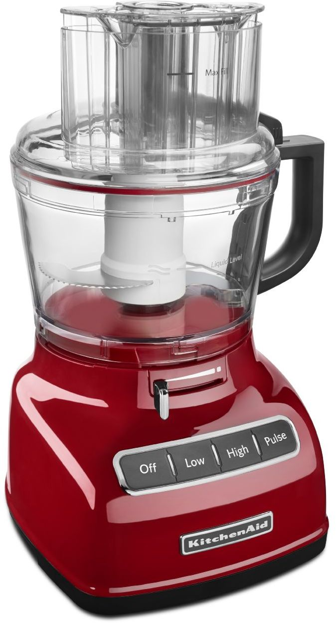 Kitchenaid9 Cup Food Processor Empire Red Kfp0933er Home Appliances