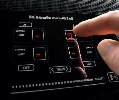 Kitchenaid Architect Series Ii 30 Induction Cooktop