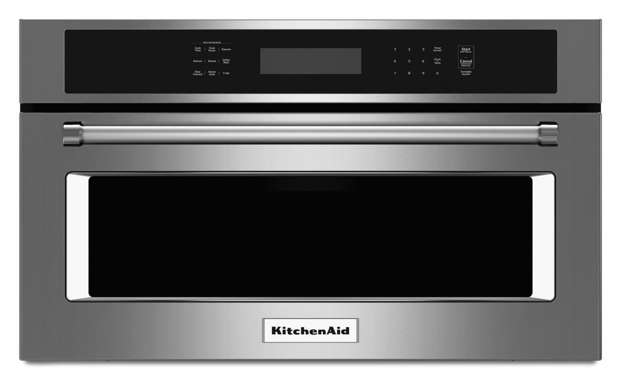 KitchenAid® Built In Microwave KMBP107E