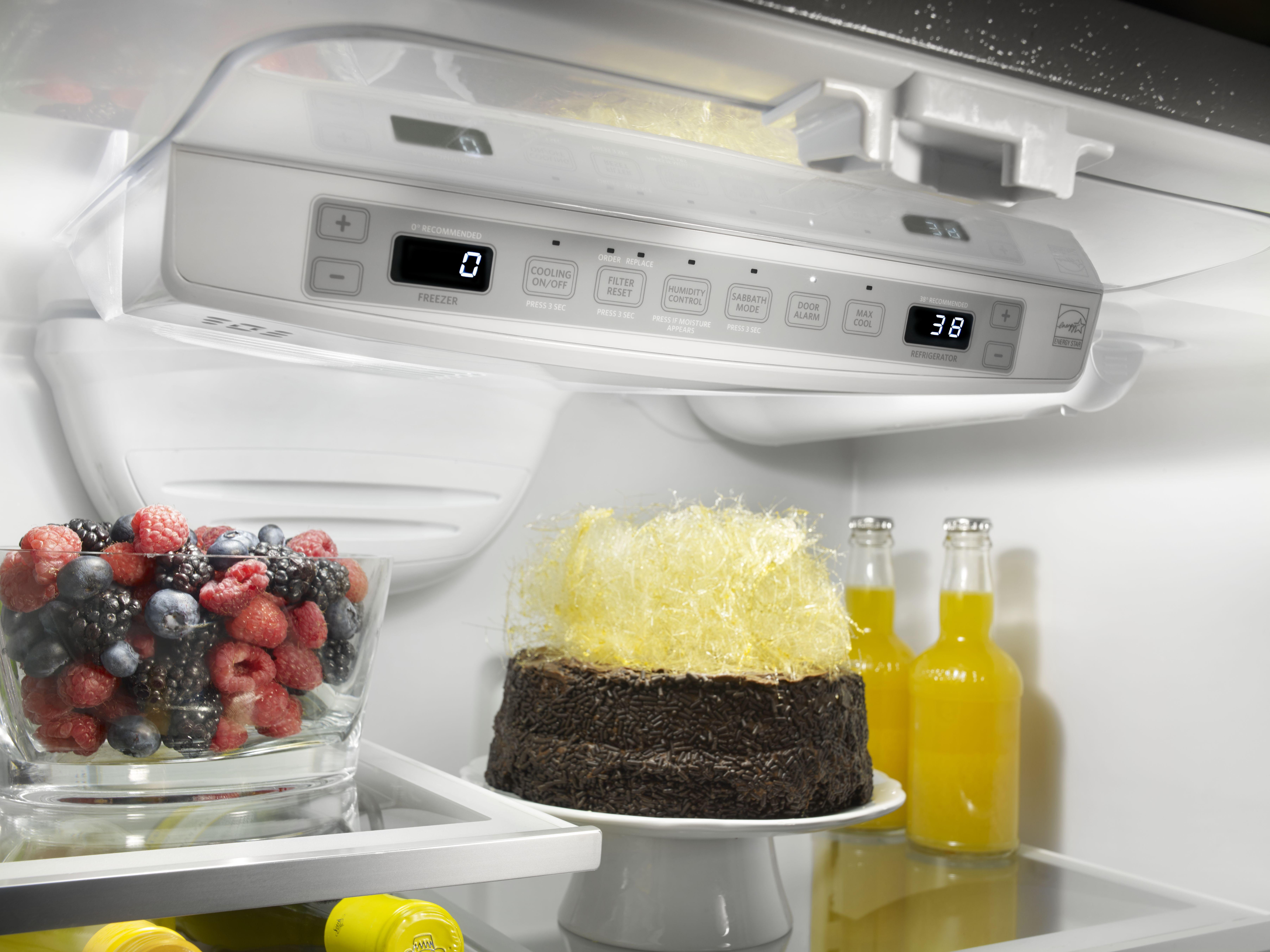KitchenAid® 22 0 Cu  Ft  French Door Refrigerator-KRFC302E