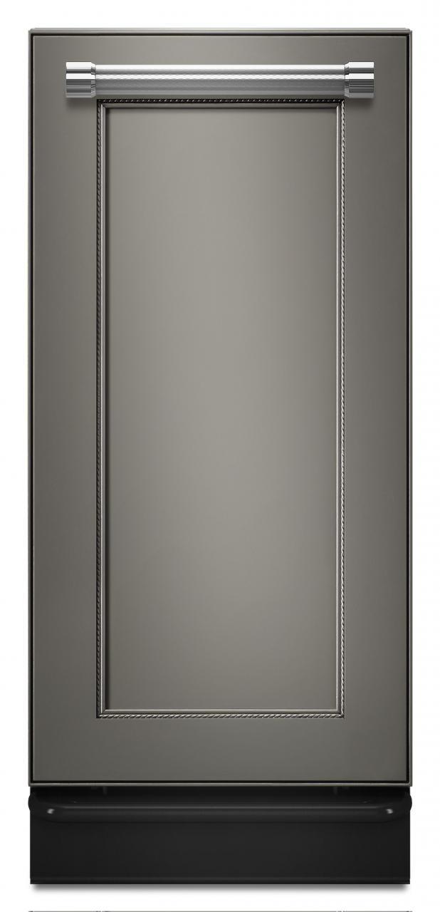 Kitchenaid 15 Built In Trash Compactor Panel Ready Ktts505epa