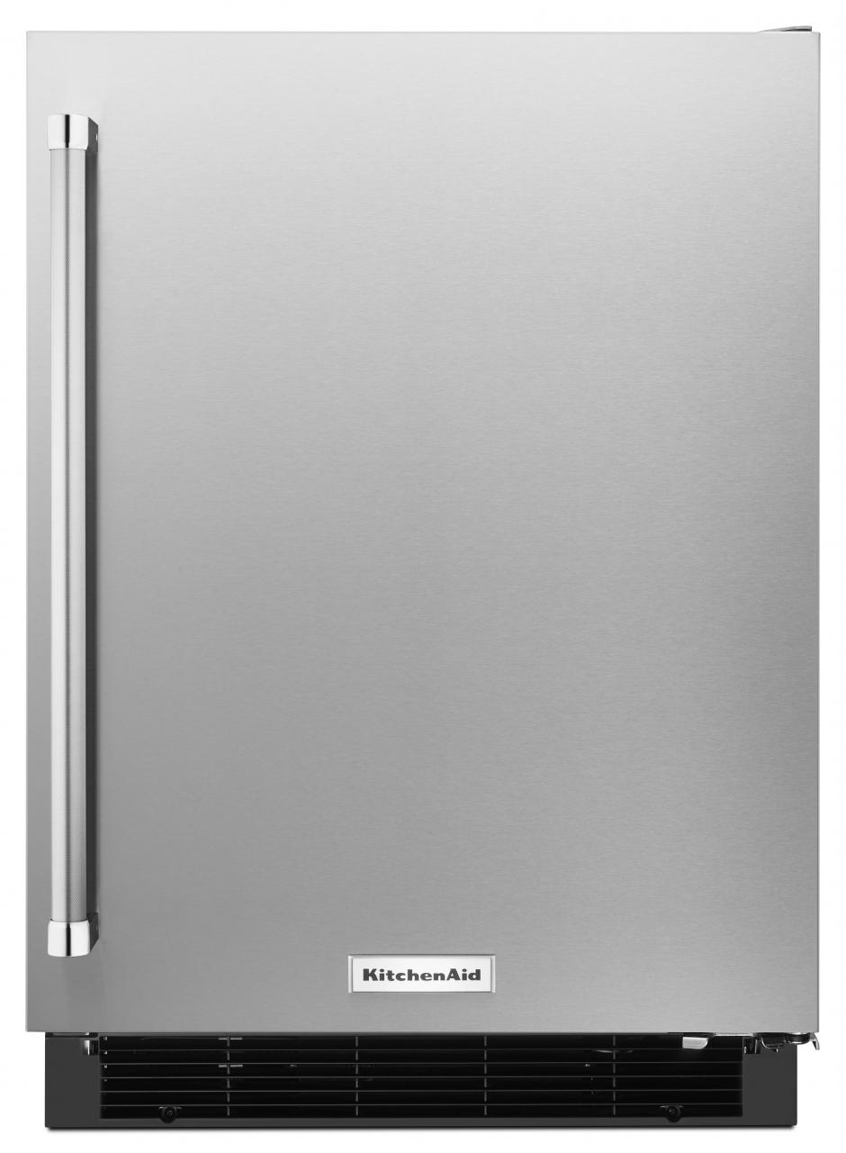 KitchenAid® 4.9 Cu. Ft. Under The Counter Refrigerator KURR104E