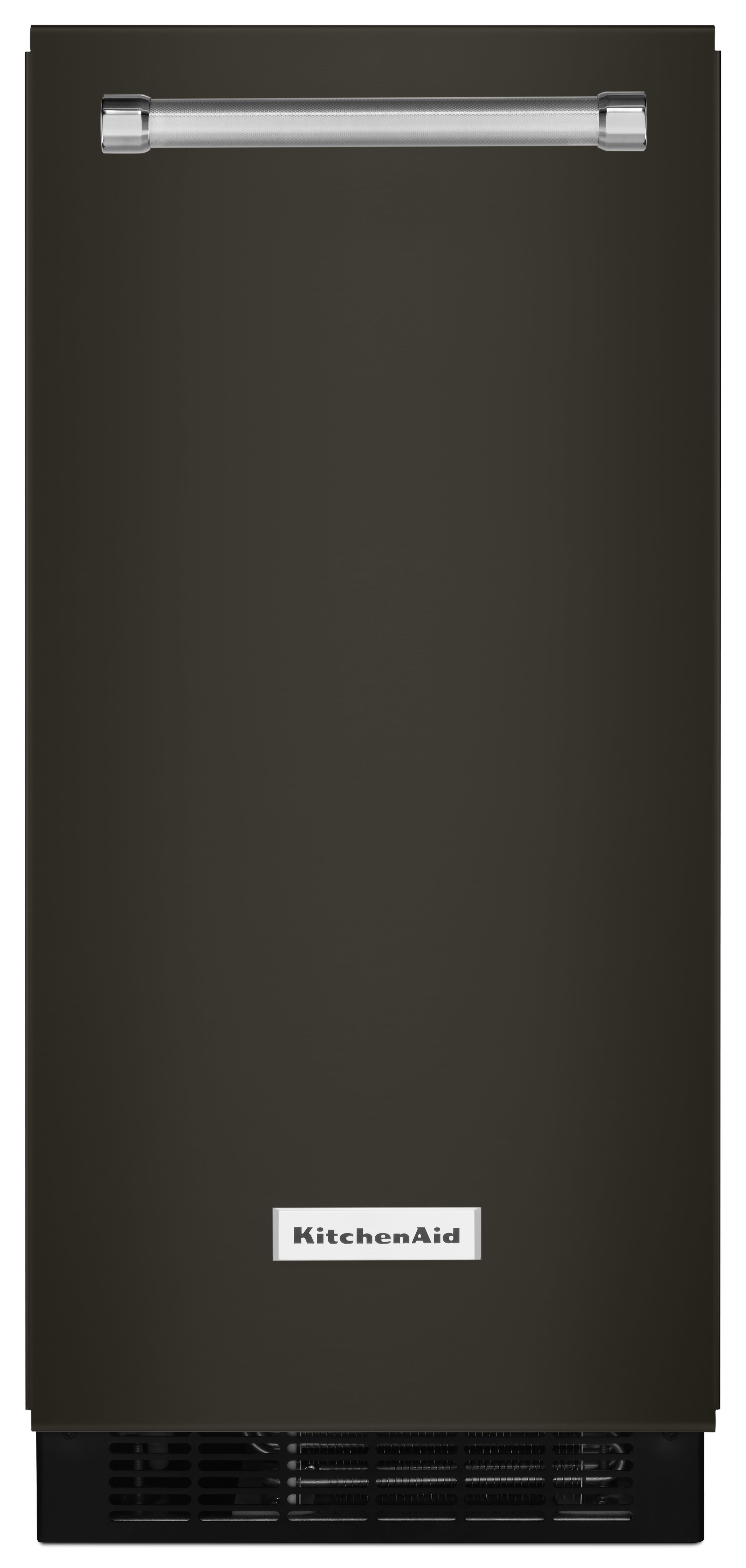 kitchenaid 15 automatic ice maker black stainless kuix505ebs home rh themaytagstoreusa com