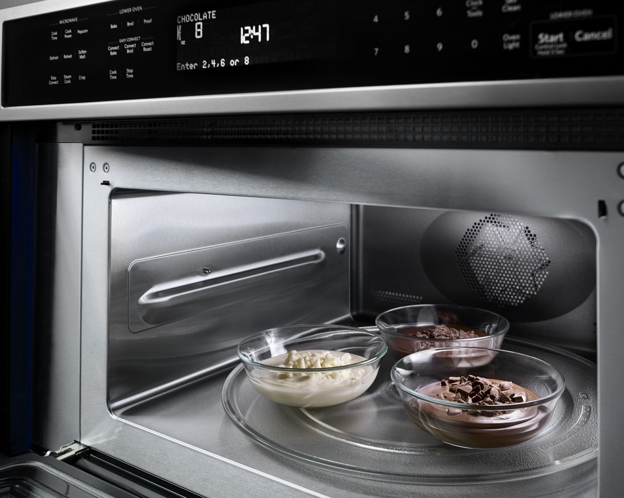 Kitchenaid 30 Electric Oven Microwave Combo Built In Koce500e Home