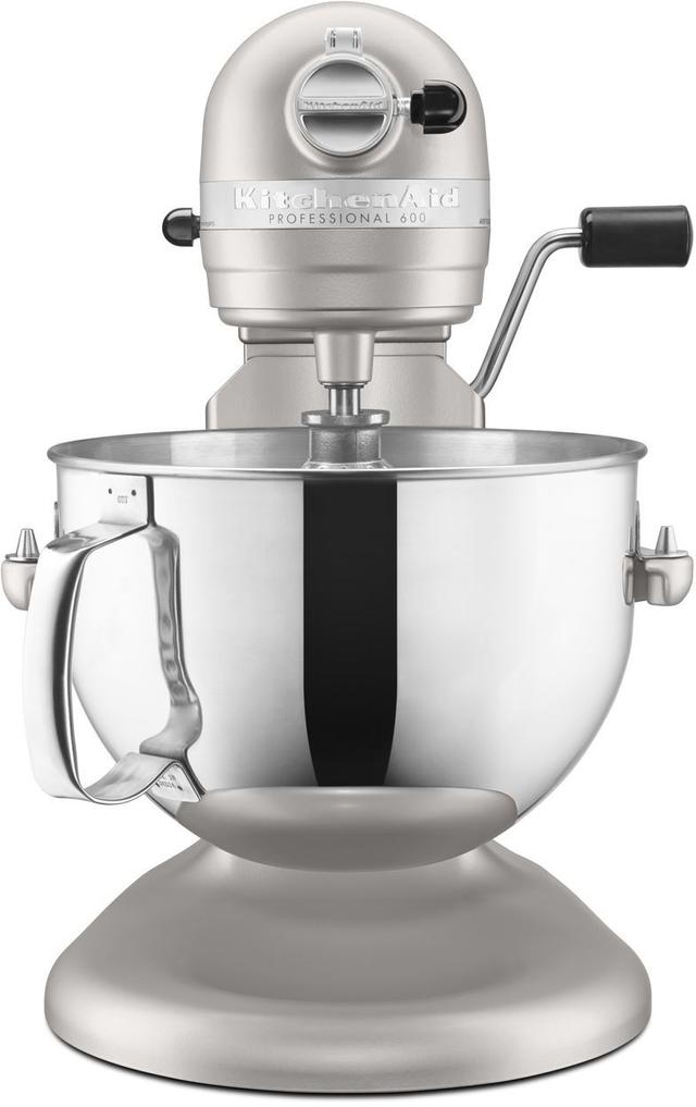 KitchenAid® Professional 600™ Series Nickel Pearl Stand ...