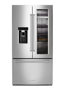 Ft. Counter Depth French Door Refrigerator Stainless Steel