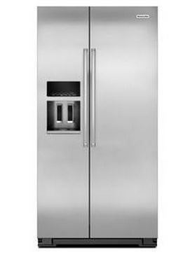Merveilleux KitchenAid® 22.65 Cu. Ft. Counter Depth Side By Side Refrigerator