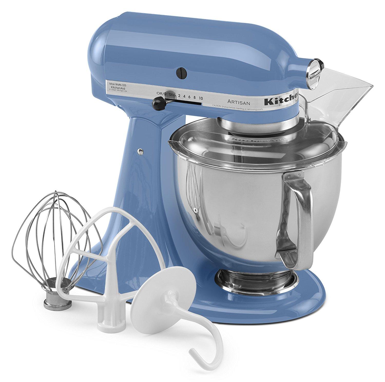 KitchenAid Artisan® Series Stand Mixer-Cornflower Blue ...