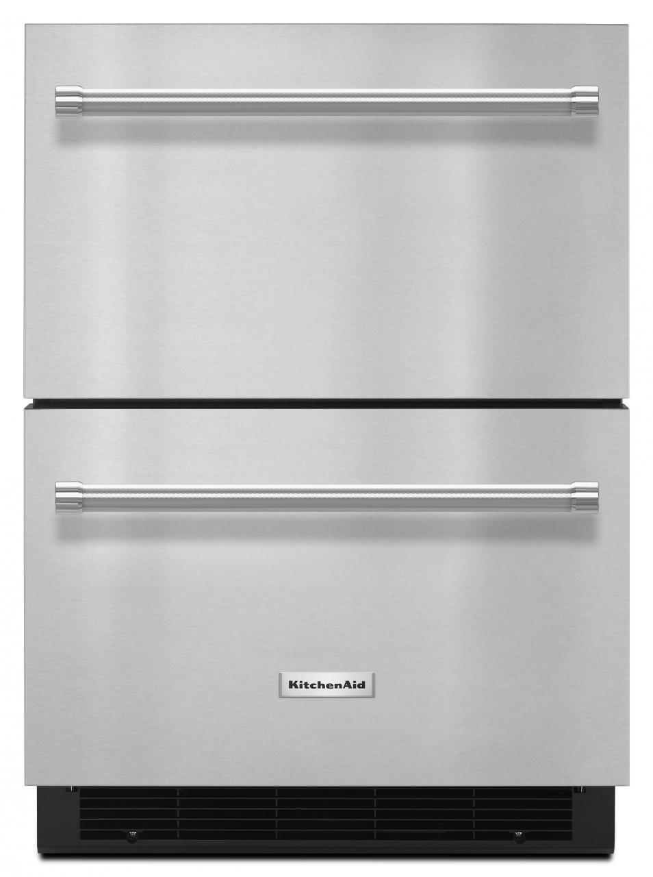 drawers multi drawer kitchenaid original door ft tif refrigerator refrigeration french freezer web bottom cu