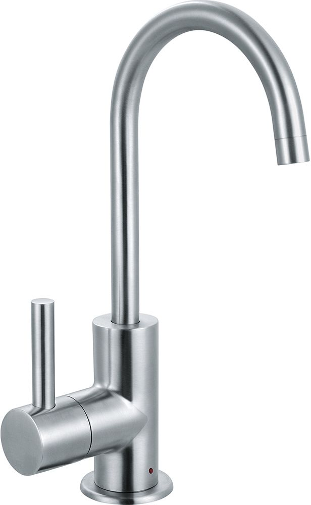 Franke Steel Series Water Filtration Faucet Stainless Lb13150
