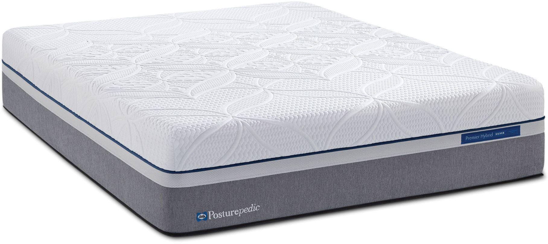 sealy posturepedic premier hybrid firm mattress lf02 mattresses adjustable beds in conway sc. Black Bedroom Furniture Sets. Home Design Ideas