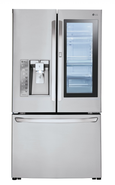 Merveilleux LG 24 Cu. Ft. Counter Depth French Door Refrigerator Stainless  Steel LFXC24796S