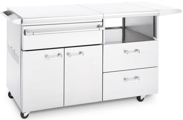 "Lynx® Professional Series 54"" Mobile Kitchen Cart-LMKC54"