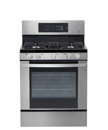 Lg 30 Quot Stainless Steel Free Standing Gas Range Lrg3061st