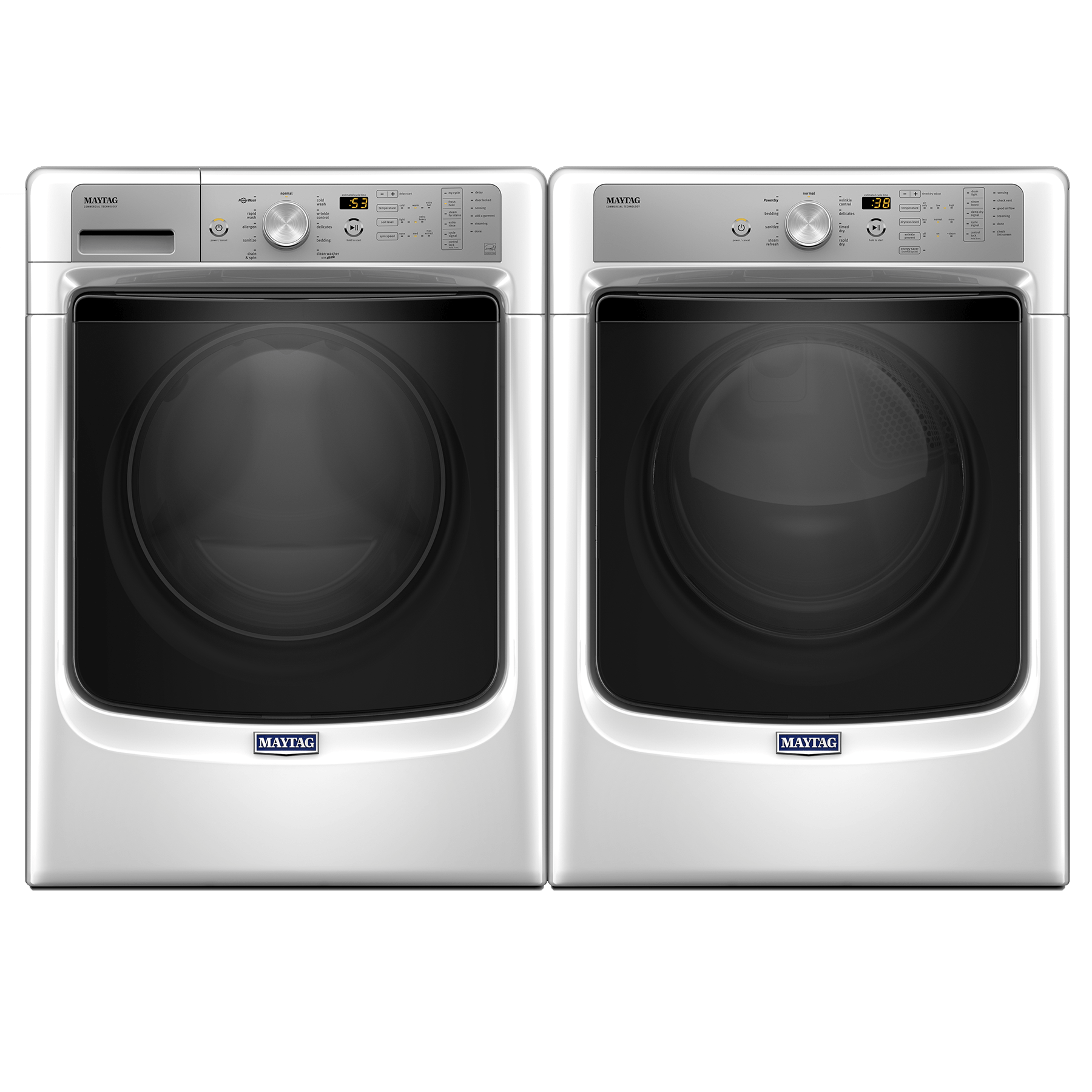 Dons Appliances Canonsburg Pa 15317 Pittsburgh Franke Independence Day  Buy 2 Free Cooker Hood Maytag Front Load Laundry Pair White Malaumed8200fw