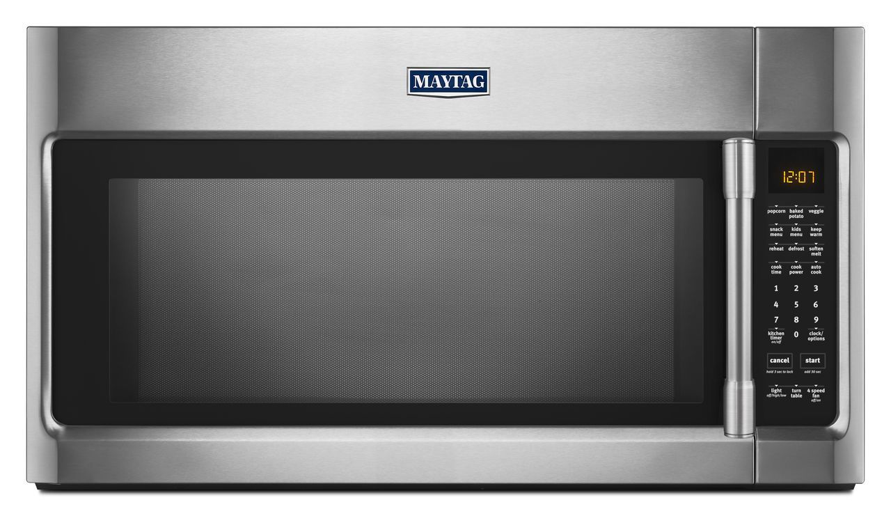 Maytag Over The Range Microwave Mmv5219f