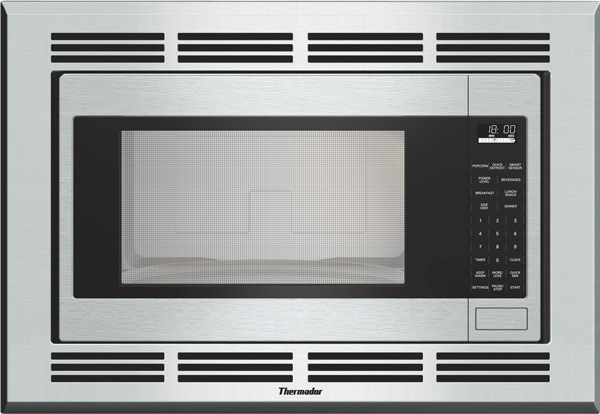 Thermador Built In Microwave Oven Stainless Steel Mbes