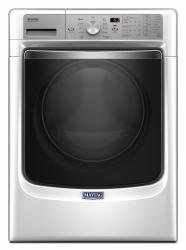 Maytag 4 5 Cu Ft White Front Load Washer Mhw8200fw