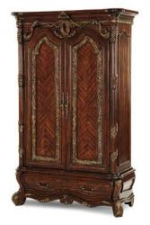 Alco Furniture Essex Manor Armoire Base N76080B 57