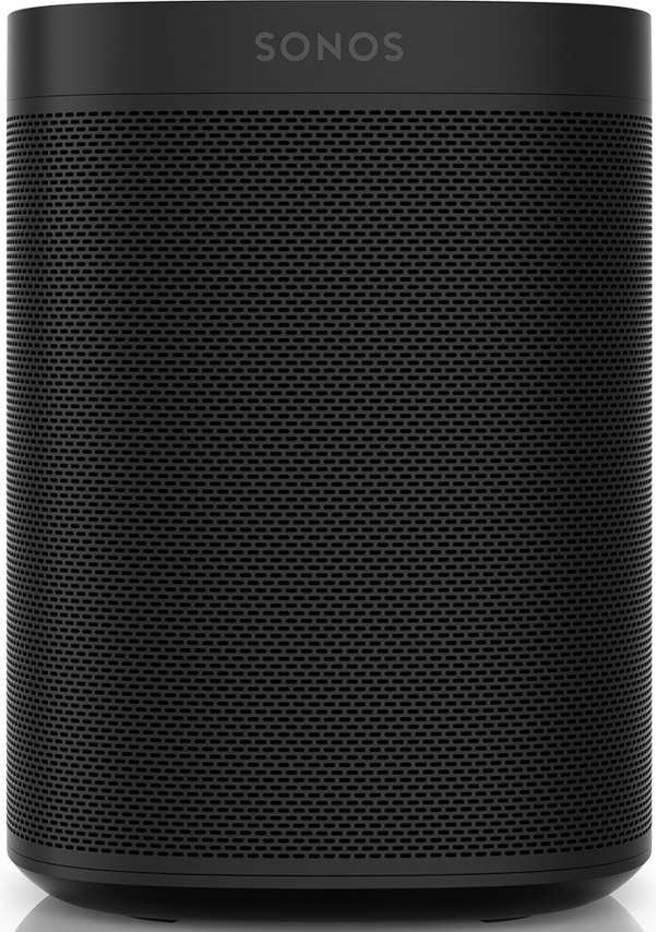 SonosR One Wi Fi Speaker ONE BLACK