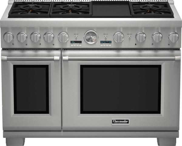 Pro Style Dual Fuel Range Home Appliances - Kitchen Appliances ...