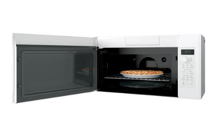 Ge Profile Series 30 Over The Range Microwave White Pvm9179dkww