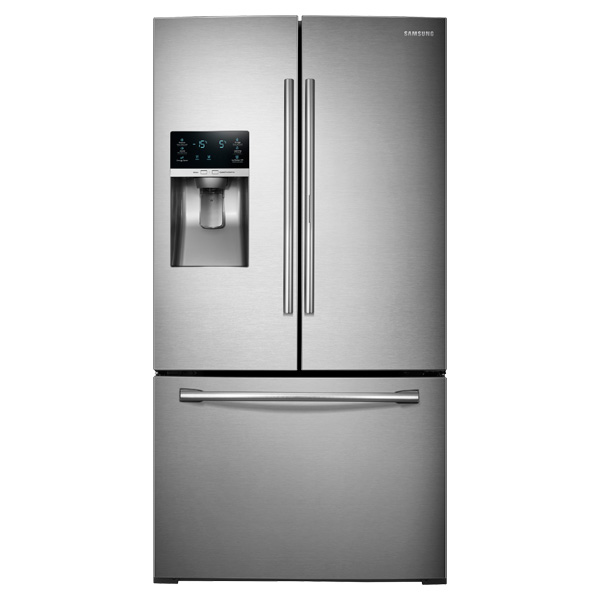 Ft. 3 Door French Door Refrigerator RF28HDED ...