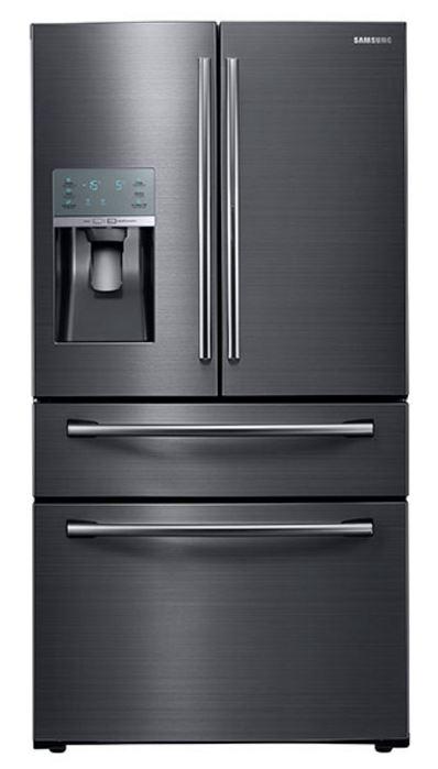 Samsung 28 Cu Ft 4 Door French Door Food Showcase Refrigerator